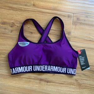 Under armor sports bra